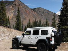 Ursa Minor Pop-Top Jeep JK - Page 131 - Expedition Portal | Jeep 0