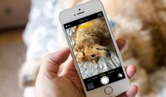 Use your AE/AF Lock.   29 iPhone Tips That'll Take Your Selfie Game To The Next Level
