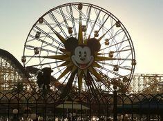 Ferris Wheel at Disney's California Adventure