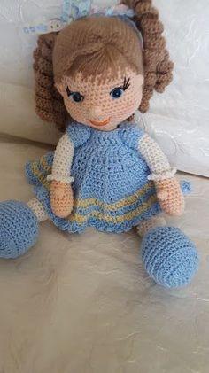 free crochet doll patterns eas