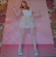 Violetta Martina Stoessel - Magazine Poster A2 France