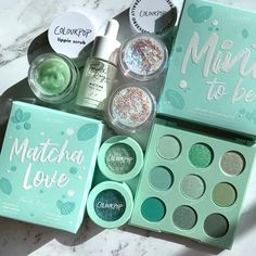 Shop the latest beauty, skincare and makeup collection launches from the ColourPop brands and collaborations! Makeup Goals, Makeup Kit, Skin Makeup, Beauty Makeup, Makeup Eyeshadow, Makeup Items, Makeup Brands, Best Makeup Products, Beauty Products