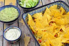 Deze Mexicaanse nacho schotel is lekker snel te maken en smaakt overheerlijk. Ideaal voor drukke dagen en je weinig tijd heb om te koken.