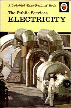 #ladybird book - Electricity