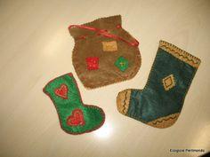 """""""Befana""""s stockings and sack (Epiphany feast)   available on http://www.etsy.com/shop/EcoGioiePerilmondo"""
