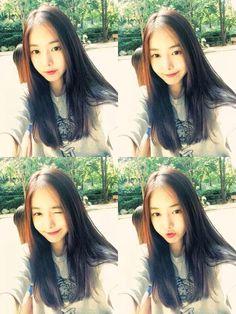 South Korean Girls, Korean Girl Groups, Gfriend Profile, Sinb Gfriend, Cloud Dancer, Fan Picture, G Friend, Child Models, K Idols