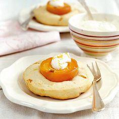 Aprikosen-Scones mit Zitrone I essen-und-trinken.de