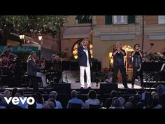 Andrea Bocelli - Quizas Quizas Quizas (HD) ft. Caroline Campbell - YouTube
