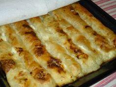Pita sa krompirom i lukom ~ Najsladji blog