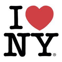I Heart NY - Milton Glaser