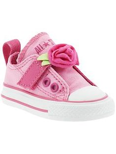 Converse Chuck Taylor All Star Simple Slip (Infant/Toddler) 3