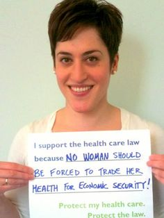 What the Affordable Care Act means to women. #ObamaCare