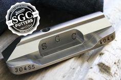 Milled Genuine SGC Putter - Washington bound!