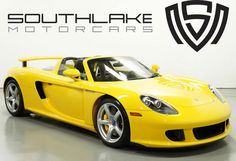 Porsche Carrera GT Expected To Fetch 875K USD At Auction