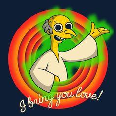 """I Bring You Love!"""