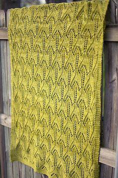 Gorgeous Knitspot blanket