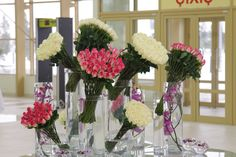 Beautiful bouquets from @Four Seasons Hotel Baku, Azerbaijan