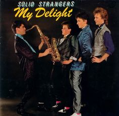 "Solid Strangers - My Delight [Extended Version 12''] 1985 €URO 80's ""La Radio del Ítalo Disco © 2011 - 2016 euro80s.net"