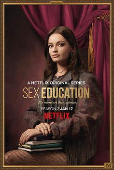 Sex Education Streaming Saison 2 : education, streaming, saison, Mackey