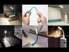 Multi Faceted 89rs Popular Flexibe USB Led Light - No.1 Rank on Amazon U...