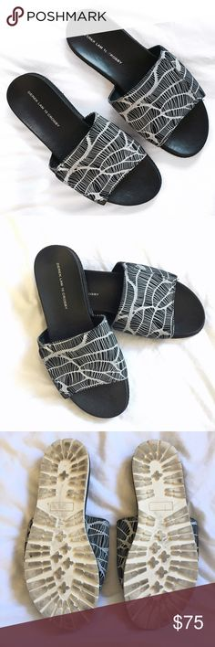 cd8bc7191f5 🎉HP🎉 Derek Lam 10 Crosby Spence Slide Sandals HOST PICK!!! These Derek  Lam slides are so trendy and stylish! Perfect for the warmer months!