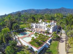 Surprise! The mansion used as a set for Tony Montana's abode isn't actually in Miami.