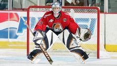 The untested Rinne arrived in North America in 2005, signing a two-way contract with the Preds, who immediately assigned him to their American Hockey League affiliate in Milwaukee.