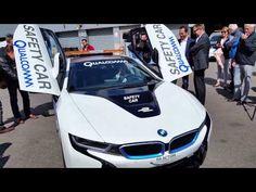 BMW i8 als Safetycar in der Formula E - addicted to motorsport