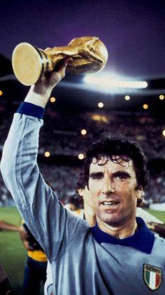 Italia, Campeones de Italia, 1982 Dino Zoff