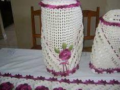 Image result for capas para liquidificador de croche