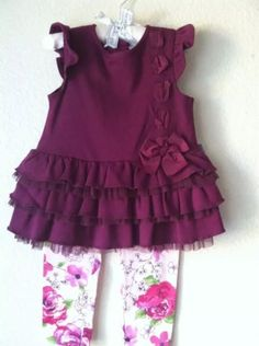 OMGosh! Love this little outfit!