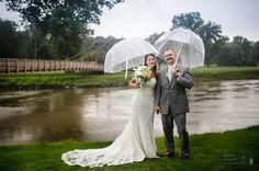 Photo Credit: Chris Carter Photography #YouAreMySunshine #Umbrella #GolfCourse