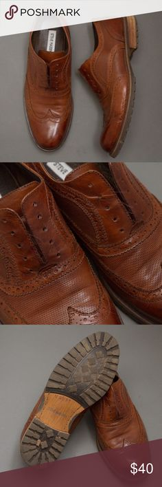 Brown Steve Madden Oxford Shoes Steve Madden, Brown, Mint Steve Madden Shoes Oxfords & Derbys