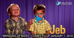 There is lots of love in this large family that you can only see on UP.  Bringing Up Bates premieres January 1st!