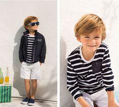 Sfera Kids, moda infantil verano 2014