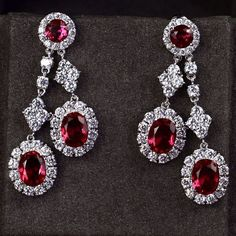 Zircon Earing JHZ-349 USD48.62, Click photo for shopping guide and discount
