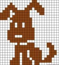 24 Ideas For Knitting Charts Dog Perler Beads Fair Isle Knitting Patterns, Fair Isle Pattern, Knitting Charts, Knitting Designs, Knitting Projects, Baby Knitting, Free Knitting, Simple Knitting, Knitting Ideas