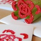 Pin for Later: 250 Easy, Fun Ways to Get Crafty With Your Kids! Celery Flower Stamp After you make their after-school snack, turn the leftovers into Homemade Serenity's easy-to-use stamp. Fun Crafts For Kids, Crafts To Do, Art For Kids, Arts And Crafts, Diy Crafts, Celery Flower, Valentine Day Cards, Valentines, Valentine Craft