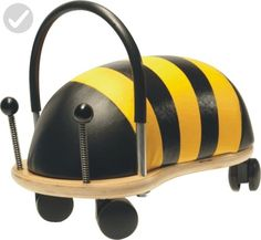 Prince Lionheart Wheely Bug, Bee - Toys for little kids (*Amazon Partner-Link)