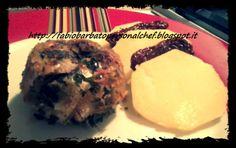 Tortino di Alici, Patate e Pomodori Pachino Secchi