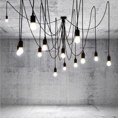 Maman Cluster van 14 LED Lampen