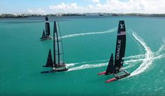 America's Cup - Bermuda's time to shine