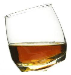 Sagaform Whisky Glasses with rounded base - Set of 6 ... WHAAA i want!