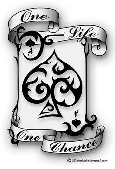 Ace Of Spades Tattoos . Ace Of Spades Tattoos . Best Ace Tattoos and 5 Free Ace Tattoo Designs Body Art Tattoos, Tattoo Drawings, Tribal Tattoos, Sleeve Tattoos, Faith Tattoos, Quote Tattoos, Music Tattoos, Word Tattoos, Chicano Tattoos
