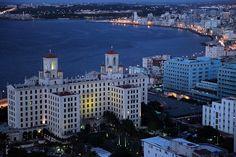 Hotel National Ciudad de la Habana Cuba