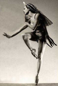Maria Tallchief- First Native American Ballerina, & First Prima Ballerina of New York City Ballet Co., 1947 - 1965
