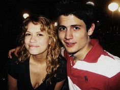 Bethany Joy Galeotti and James Lafferty, One Tree Hill