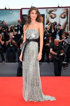 #ElisaSednaoui Attending the 72nd Venice Film Festival, #VENICEfilmfestivalawards2016 #VENICEfilmfestivalawardsdresses #VENICEfilmfestivalawardsbeautifuldresses