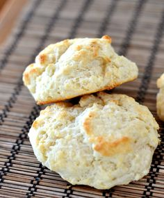 The Best Drop Biscuits (Just tried them and they are seriously better than Schwann or canned biscuits, not to mention super fast and easy)