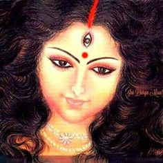 Durge durgati nashini.. Shivangi..